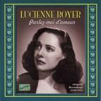 Boyer, Lucienne: Parlez-Moi D'Amour (1926-1933)