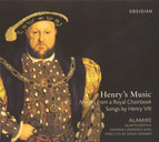 Renaissance Music - Henry VIII / Taverner, J. / Sampson, R. / Verdelot, P. (Henry's Music - Motets From A Royal Choirbook Songs by Henry VIII)