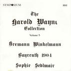The Harold Wayne Collection, Vol. 5 (1903-1905)