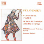 Stravinsky: The Firebird / The Rite of Spring