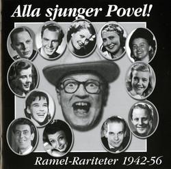 Alla sjunger Povel!