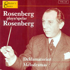Rosenberg Plays Rosenberg (Melodramas)