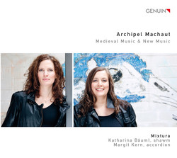 Archipel Machaut - Medieval Music & New Music
