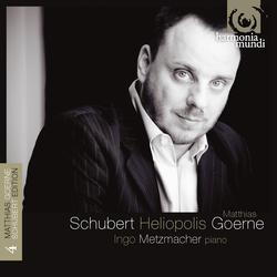 Schubert: Heliopolis. Lieder, Vol.4