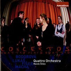Concertos - Quattro Plays Quattro