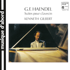 Handel: Harpsichord Suites