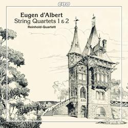 Albert: String Quartets Nos. 1 & 2