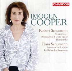 Robert & Clara Schumann: Works for Piano