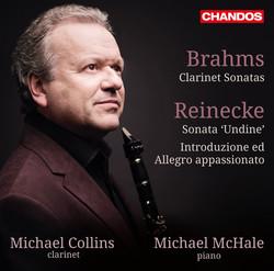 Brahms & Reinecke: Works for Clarinet & Piano