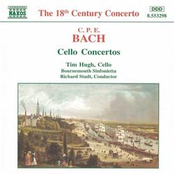 Bach, C.P.E.: Cello Concertos, Wq. 170-172