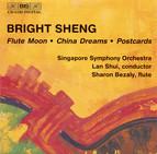 Bright Sheng: Flute Moon - China Dreams - Postcards