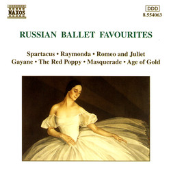 Russian Ballet Favourites