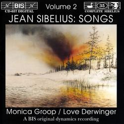 Sibelius - Songs, Vol.2