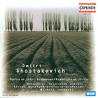 Shostakovich, D.: Suite On Words by Michelangelo / Romances - Opp. 21, 46