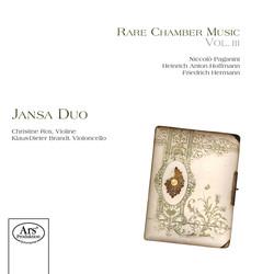 Rare Chamber Music, Vol. 3