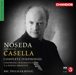 Casella: Complete Symphonies