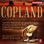 Copland: Orchestral Works, Vol. 1 – Ballets
