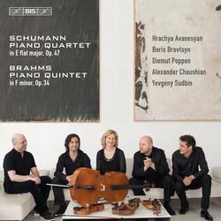 Schumann: Piano Quartet – Brahms: Piano Quintet