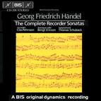 Händel - Complete Recorder Sonatas
