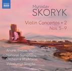 Skoryk: Complete Violin Concertos, Vol. 2