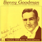 Benny Goodman and His Rhythm Makers (1935)
