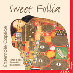Sweet Follia - Works for Recorder Ensemble