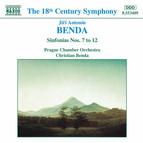 Benda, J. A.: Sinfonias Nos. 7-12