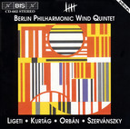 Hungarian Music for Wind Quintet