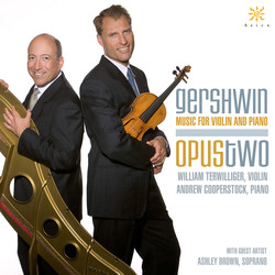Gershwin: Music for Violin & Piano