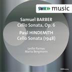 Barber & Hindemith: Cello Sonatas