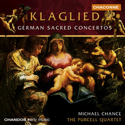 German Sacred Concertos / Buxtehude: Works for Alto Solo (Complete)