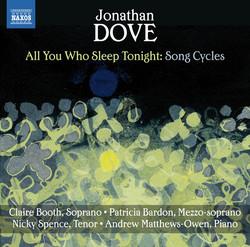 Jonathan Dove: Song Cycles