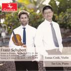 Schubert: Violin Sonatinas, Op. 137