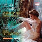 Dohnányi: Symphony No. 1 in D Minor, Op. 9 & Symphonic Minutes, Op. 36