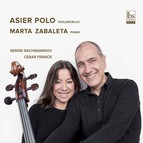 Rachmaninoff & Franck: Cello Sonatas