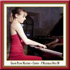 Grand Piano Masters: Chopin: 3 Mazurkas Opus 50
