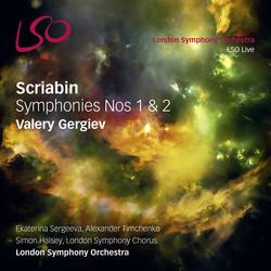 Scriabin: Symphonies Nos. 1 and 2