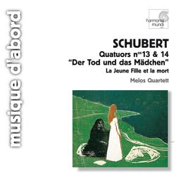 Schubert: String Quartets D. 804 & 810