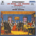Stravinsky: Les Noces (1917 and 1923 Versions)