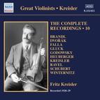 Kreisler: The Complete Recordings, Vol. 10