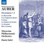 Auber: Overtures, Vol. 3