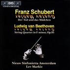 Franz Schubert - Ludvig van Beethoven