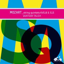 Mozart: String Quintets KV516 & 515