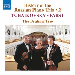 History of the Russian Piano Trio, Vol. 2