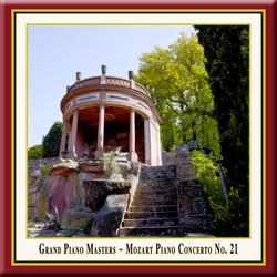 Grand Piano Masters: Mozart: Piano Concerto No. 21