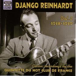 Reinhardt, Django: Django Reinhardt (1938-1939)