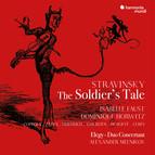 Stravinsky: The Soldier's Tale (English version), Élégie. Duo concertant