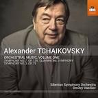 Alexander Tchaikovsky: Orchestral Music, Vol. 1 (Live)
