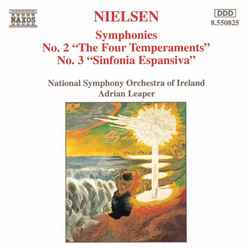 Nielsen, C.: Symphonies Nos. 2 and 3