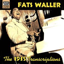 Waller, Fats: Transcriptions (1935)